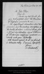 Letter from C. Bielawski to John Muir, 1894 Nov 29.
