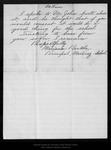 Letter from Mariana Bertola to John Muir, 1895 Oct 14. by Mariana Bertola