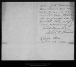 Letter from Annie K. Bidwell to John Muir, 1894 Nov 27.