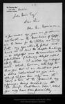 Letter from Henry T. Finck to John Muir, 1894 Dec 8.