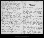 Letter from Cora Cressey Crow to John Muir, 1895 Sep 24. by Cora Cressey Crow
