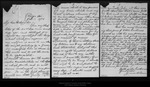 Letter from Joanna M[uir] Brown to John Muir, 1896 Oct 1.