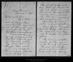 Letter from Celia J. Galloway to John Muir, 1894 Jan 18.