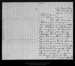 Letter from John Howitt to John Muir, 1896 Jun 16.