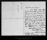 Letter from Annie Fields to John Muir, 1894 Dec.