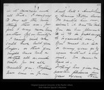 Letter from Janet [Moores] to John Muir, 1896 Jul 23.