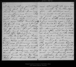 Letter from Joanna M[uir] Brown to John Muir, 1894 Mar 4.