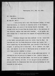 Letter from Arnold Hague to John Muir, 1896 Dec 15.