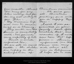 Letter from Mary [Muir Hand] to [John Muir], 1896 Dec 20.