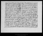 Letter from Anne H. Colver [Mrs. Henry Clay Colver] to John Muir, 1899 Aug 25. by Anne H. Colver [Mrs. Henry Clay Colver]