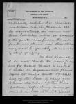 Letter from William C. Bartlett to John Muir, 1899 Jan 7.