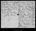 Letter from John Muir to Helen and Wanda [Muir], 1899 Jun 1.