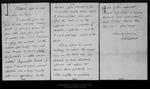 Letter from G[rove] K[arl] Gilbert to John Muir, 1899 Sep 3. by G[rove] K[arl] Gilbert