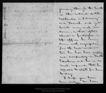 Letter from Francis H. Allen to John Muir, [ca. 1899]. by Francis H. Allen