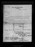 Letter from E[dward] H[enry] Harriman to John Muir, 1899 May 12. by E[dward] H[enry] Harriman