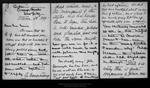 Letter from Dorothea [Draper et al.] to John Muir, 1899 Oct 28.