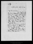 Letter from Alice Eastwood to John Muir, 1898 Sep 19. by Alice Eastwood