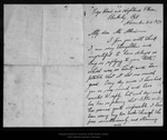 Letter from Charles A. Keeler to John Muir, 1899 Nov 8. by Charles A. Keeler