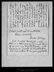 Letter from Martin Kellogg to John Muir, 1899 Apr 30. by Martin Kellogg