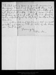Letter from [Annie] Wanda [Muir] to [Louie S. Muir], 1904 Jul 27.