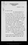 Letter from Lyman Abbott to John Muir, 1904 Dec 7. by Lyman Abbott