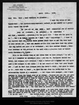 Letter from Geo[reg] Hansen to [Louie] Muir et al., 1905 Apr 18.