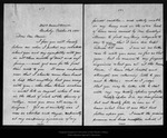 Letter from Cornelius B. Bradley to John Muir, 1905 Oct 19 .