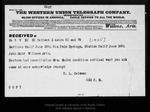 Letter from H. L. Coleman to John Muir, 1905 Jnn 26.