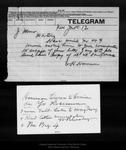 Letter from E[dward] H. Harriman to John Muir, [ca. 1905 Jan].