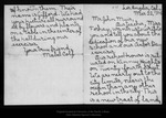 Letter from Mabel Colf to John Muir, [19]04 Mar 22.