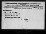 Letter from A[rthur] B. Coleman to John Muir, 1905 Jnn 27.
