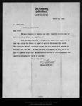 Letter from H. V. Andrews to John Muir, 1905 Apr 19.