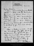 Letter from Frank V. Cornish to John Muir, 1905 Feb 28.