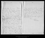 Letter from [Annie] Wanda [Muir] to [Louie S. Muir], [1904 ?].