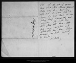 Letter from Melville B. Anderson to John Muir, 1905 Jul 26.