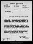 Letter from Henry G. Bryant to John Muir, 1905 Feb 9.