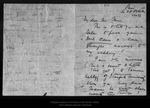 Letter from [Charlotte Hoffman] to John Muir, 1907 Oct 28.