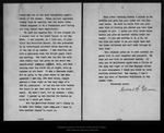 Letter from Herbert W. Gleason to John Muir, 1907 Dec 18.