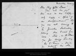 Letter from Charlotte [H.] Kellogg to [John Muir], [ca. 1909 Feb]. by Charlotte [H.] Kellogg