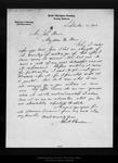 Letter from John W. Buskham to John Muir, 1909 Sep 10. by John W. Buskham