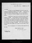 Letter from C[harles] S[prague] Sargent to John Muir, 1909 Dec 14. by C[harles] S[prague] Sargent