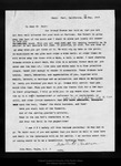 Letter from Melville B. Anderson to John Muir, 1909 May 11. by Melville B. Anderson