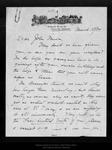Letter from Clara Barrus to John Muir, 1909 Mar 10. by Clara Barrus