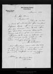 Letter from John W. Buskham to John Muir, 1909 May 26. by John W. Buskham