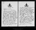 Letter from Allen Chamberlain to John Muir, [ca. 1909 Aug]. by Allen Chamberlain