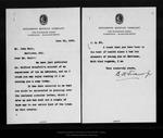 Letter from B[enjamin] H. Ticknor, Jr. to John Muir, 1909 Jun 26. by B[enjamin] H. Ticknor, Jr.
