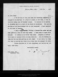 Letter from C[harles] S[prague] Sargent to John Muir, 1909 Jul 12. by C[harles] S[prague] Sargent