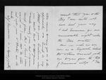 Letter from Clara B[arrus] to [John Muir], 1909 Sep 6. by Clara B[arrus]