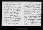 Letter from Vernon Bailey to John Muir, 1909 Jan 10. by Vernon Bailey