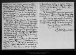 Letter from C[harles] W[alter] Carruth to John Muir, 1911 Mar 4. by C[harles] W[alter] Carruth